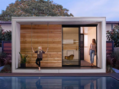 Plús Hús, una mini casa de 30 metros cuadrados en la que cabe mucho más de lo que te imaginas