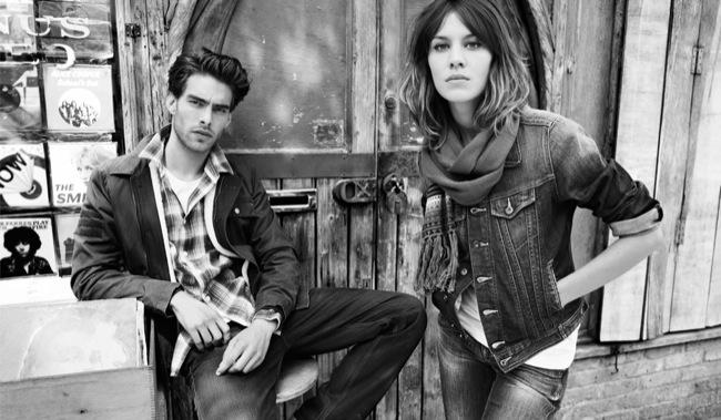 Foto de Pepe Jeans con Alexa Chung y Jon Kortajarena, campaña Otoño-Invierno 2010/2011 (19/20)