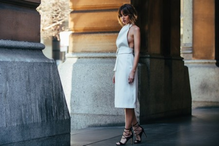 Chronicles Of Her Acler White Dress Myer