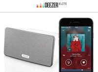 Deezer Elite, el servicio de música en alta resolución de Deezer y Sonos llega a México