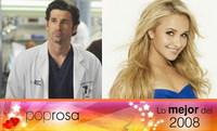 Lo mejor de 2008: Los famosos internacionales de la televisión