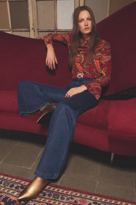 Los 70' en su versión más estilosa invaden el nuevo lookbook de Uterqüe