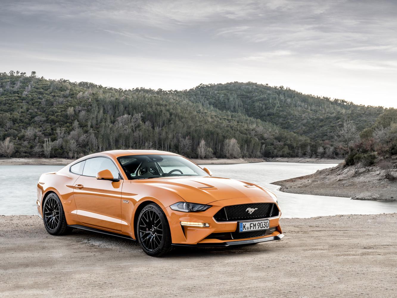 Foto de Ford Mustang 2018, toma de contacto (94/159)