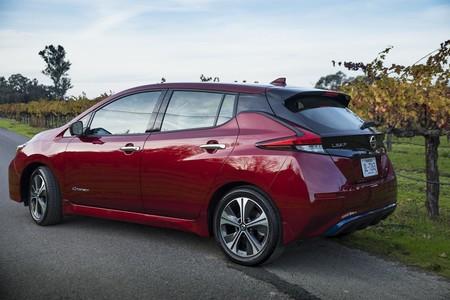 Nissan Leaf Precio Y Versiones En Mexico 13