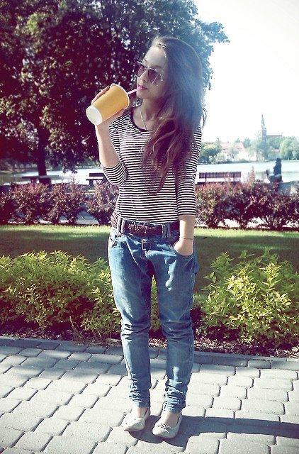 Monica Jovanov jeans