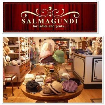 Salmagundi, una sombrerería en Boston