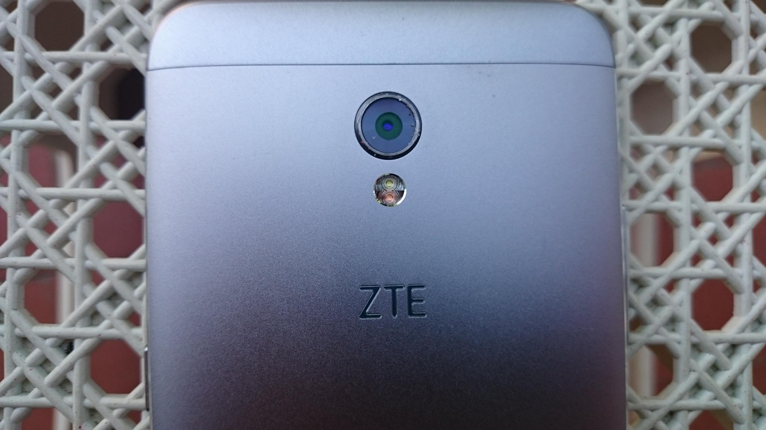 ZTE Blade V7, diseño