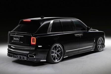 Rolls Royce Cullinan Black Bison Por Wald International 12