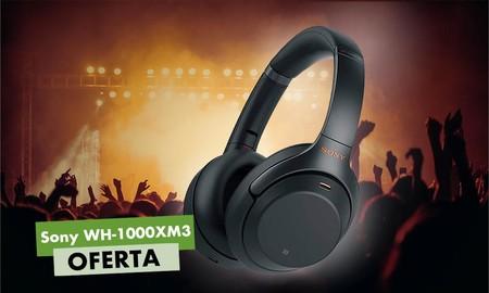 En Amazon tienes a su precio más bajo hasta la fecha Sony WH-1000XM3: ahora por sólo 214,05 euros tienes unos auriculares de gama alta con cancelación de ruido