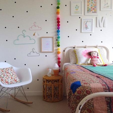 un toque personal al dormitorio de tu hijo