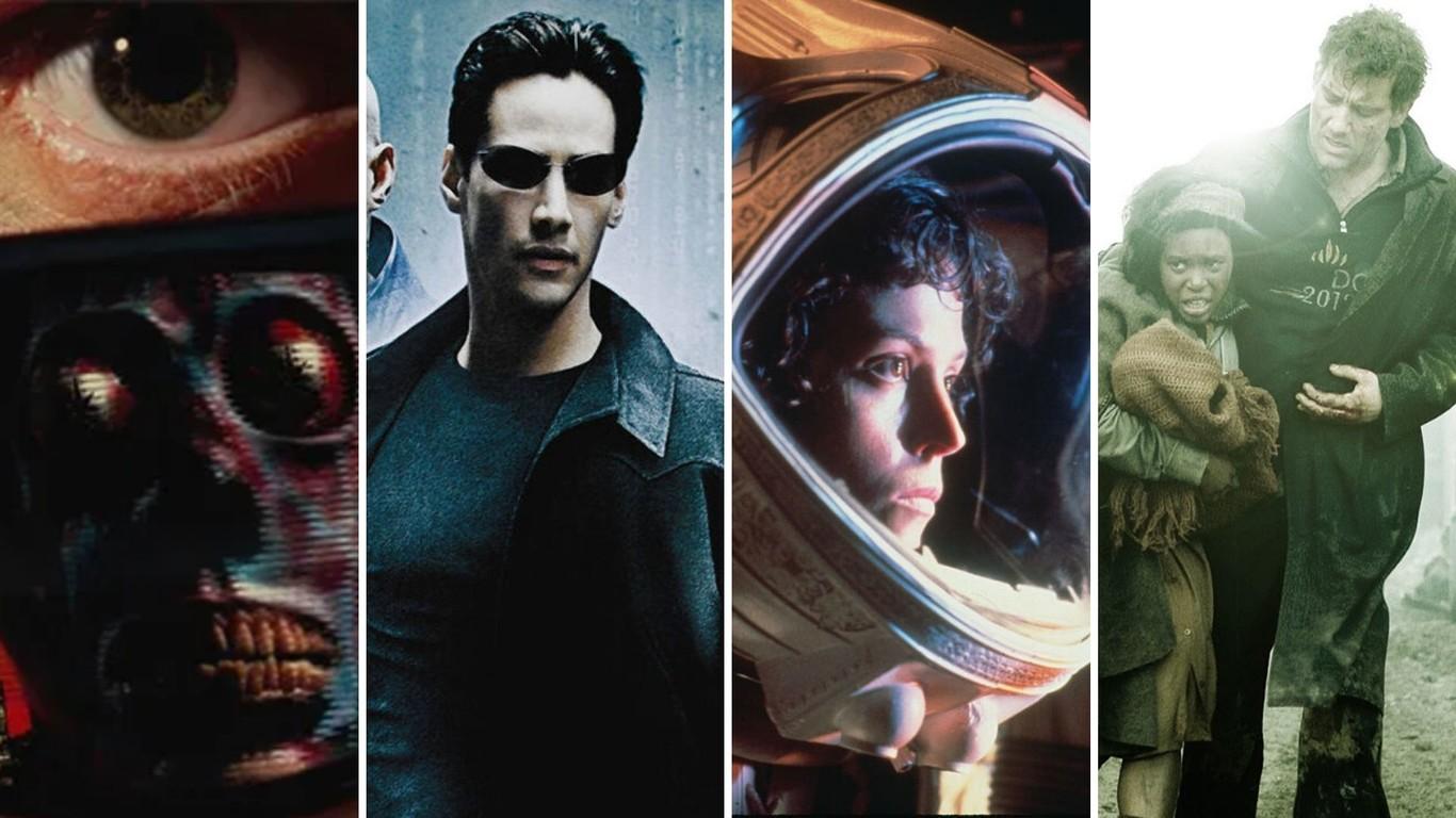 Las 23 Mejores Películas De Ciencia Ficción