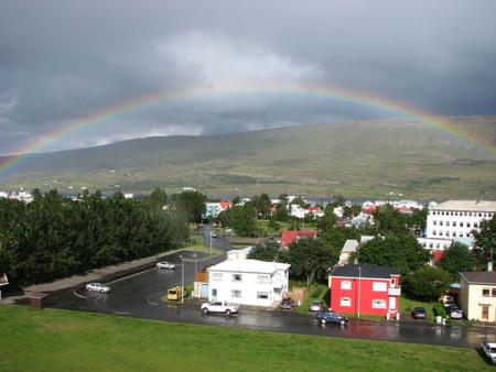 1024px Akureyri Rainbow