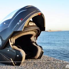 Foto 6 de 38 de la galería givi-x-09-prueba-del-casco-modular-convertible-a-jet en Motorpasion Moto