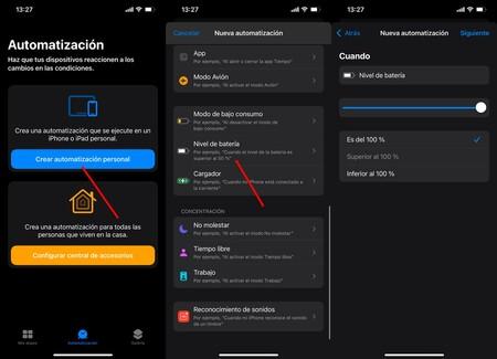 Alerta Voz Carga Completa Iphone