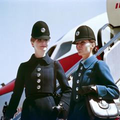 Foto 1 de 11 de la galería historico-sobre-los-outfits-de-la-tripulacion-de-iberia en Trendencias