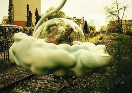 Primeras y desconcertantes imágenes de 'Mood Indigo', lo nuevo de Michel Gondry