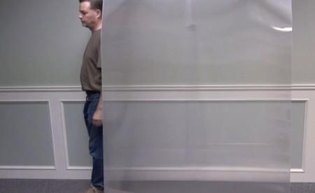Este tejido promete hacerlo todo invisible: el alucinante vídeo de Hyperstealth es muy convincente