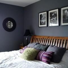 Foto 4 de 5 de la galería antes-y-despues-un-dormitorio-gris-que-no-aburre en Decoesfera