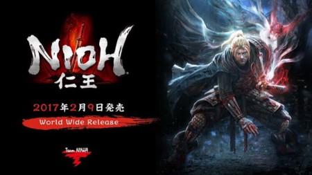 Nioh llegará en febrero en lanzamiento mundial