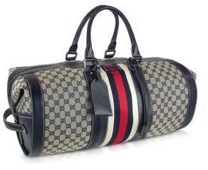 Gucci: bolsos de piel y lona