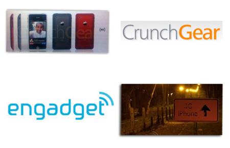 Ronda de rumores: iPhone segunda generación