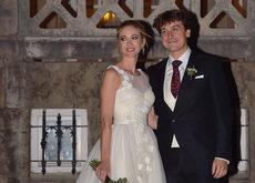 Marta Hazas se ha casado y así es su vestido de novia