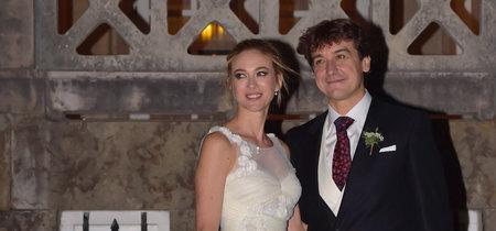 Marta Hazas se ha casado y este es su vestido de novia