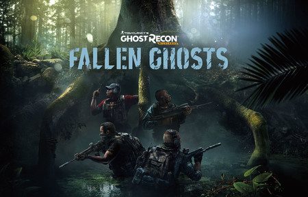 Ghost Recon Wildlands:  la expansión  Fallen Ghost ya está disponible y este es su tráiler de lanzamiento