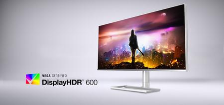 El nuevo monitor MSI Prestige PS341WU presume de bonito diseño con 34 pulgadas y una imponente resolución 5K