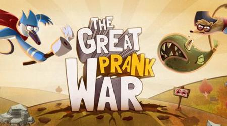 Regular Show: The Great Prank War