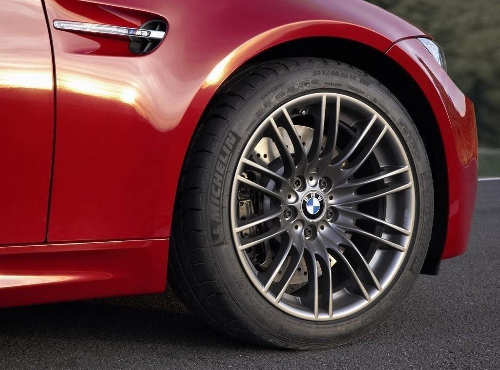Foto de BMW M3 Coupé (11/38)