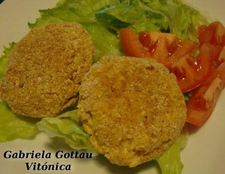 Receta saludable hamburguesas de legumbre ingredientes - Calorias alubias cocidas ...