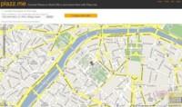 Plazz.me, acortador de urls específico para localizaciones en Google Maps