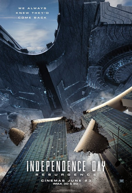 Independence Day Resurgence Nuevos Posters 2