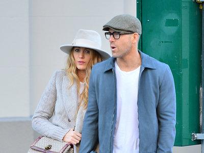 Blake Lively nos vuelve a enamorar (y su marido también) con otro fantástico look