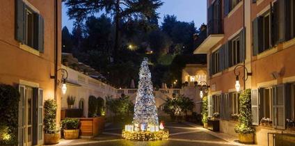 Fendi y el Hotel Russie de Roma se alían para hacernos pasar una de las experiencias más maravillosas de estas Navidades