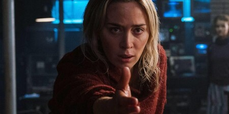Emily Blunt In A Quiet Place Part 2 1