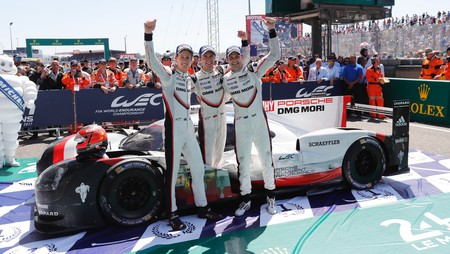 Porsche demuestra supremacía y Toyota vuelve a quedarse sin la victoria en las 24 horas de Le Mans