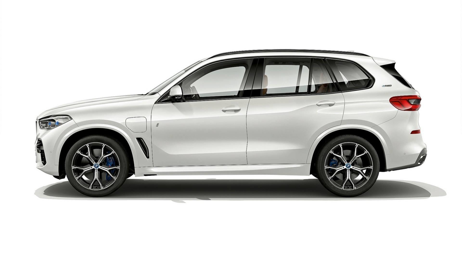 Foto de BMW X5 xDrive45e (1/14)