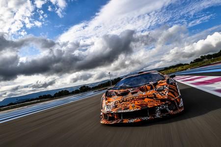 Lamborghini Scv12 Squadra Corse 3