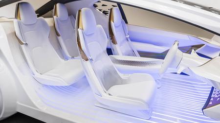 Ces 2017 Prototipo Toyota Concept I interior