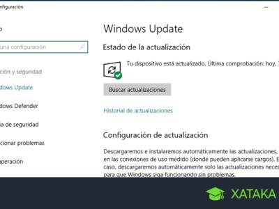 Windows Update: cómo configurar a tu gusto las actualizaciones automáticas de Windows