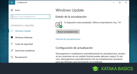 Windows Update: cómo configurar a tu gusto las actualizaciones automáticas de Windows