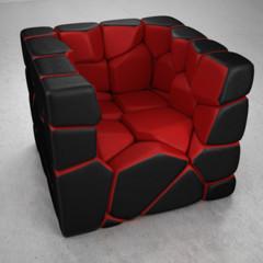 Foto 5 de 5 de la galería vuzzle-chair-la-butaca-personalizable-que-me-encantaria-tener en Trendencias Lifestyle