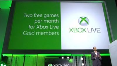 """Microsoft extiende por tiempo indefinido la promoción """"Games with Gold"""" en Xbox 360"""