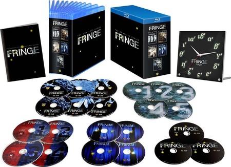 Fringe Serie Completa