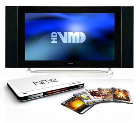 HD VMD, en breve a la venta