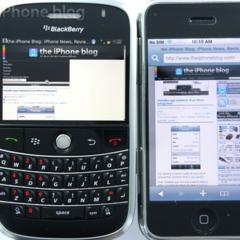 Foto 6 de 17 de la galería blackberry-bold-vs-iphone en Xataka Móvil