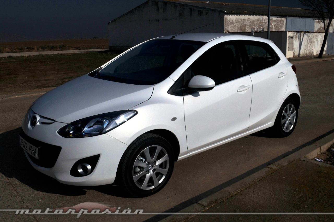 Foto de Mazda2 2011 (Prueba) (28/58)