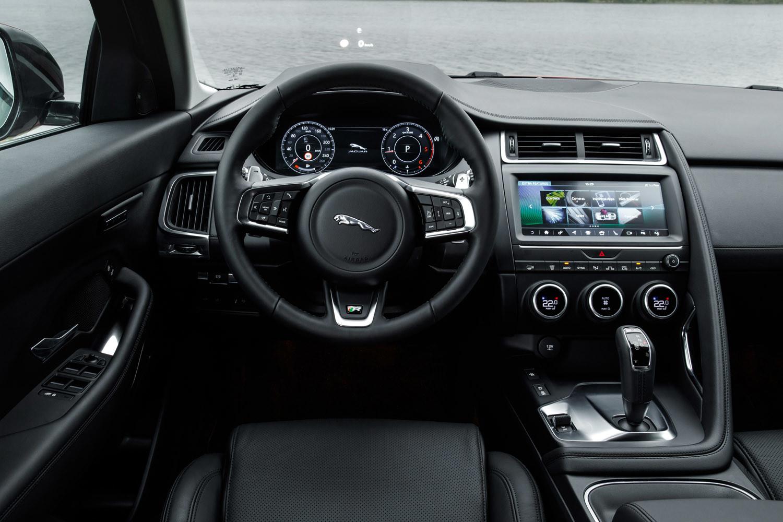 Foto de Jaguar E-PACE, primer contacto (120/164)